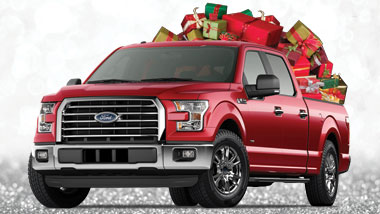 Win a New Ford F150