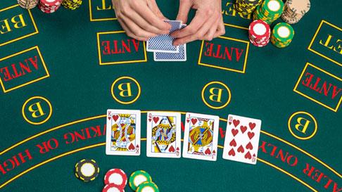 Club Hollywood Casino Poker Tournament
