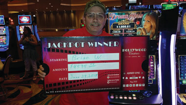 Hollywood Casino St. Louis Jackpot Winner