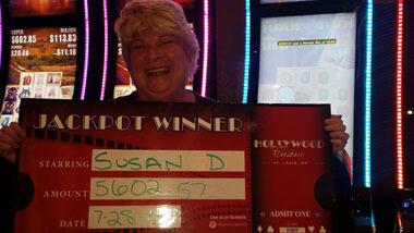 Hollywood Jackpot Winner